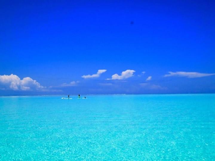 【東洋の真珠】鹿児島最南端の島『与論島』がアクセス良好の天国だった件