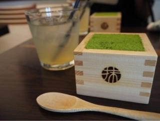 【京都】升に入った抹茶ティラミス?!行列必至の和スィーツ「MACCHA HOUSE 抹茶館」