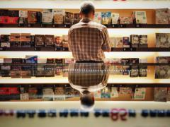まさに本の森?森の図書室 表参道ヒルズに第二号店誕生!