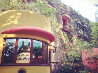 さあ、ジブリの世界へ行こう☆夏休みは《三鷹の森ジブリ美術館》へ♪