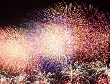 【沼田花火大会】感動と興奮がたくさん詰まった秋の夜空を彩る!