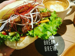 世界各地のサンドイッチが楽しめる!渋谷の隠れ家でお洒落ランチ♪